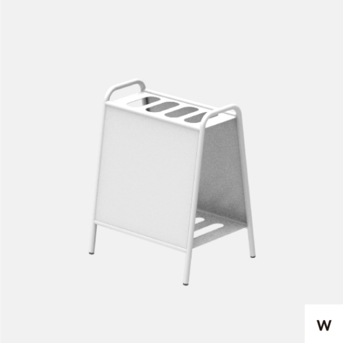 WELCOME UMBRELLA STAND S | WHITE 시트지 없음